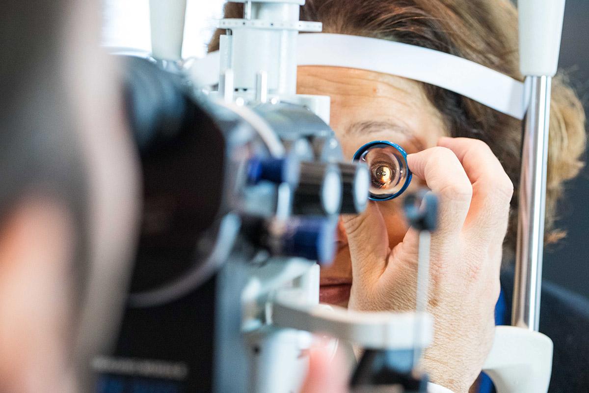 Centres de correction de la vision au laser